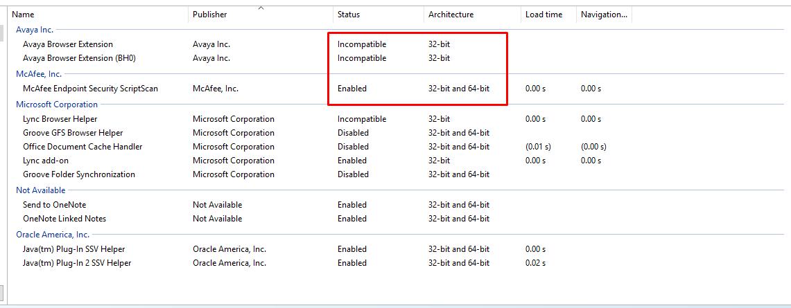 Avaya Support - Knowledge Base InQuira InfoCenter - Equinox Windows