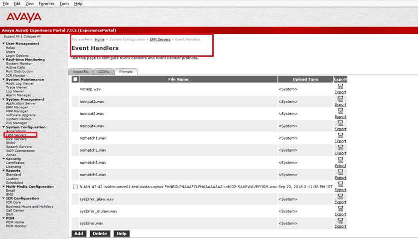 Avaya Support - Knowledge Base InQuira InfoCenter - Customer need to