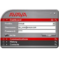 Avaya Support - Products - SIP Softphone