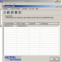 Avaya Support - Products - Avaya Norstar™ Remote Utilities