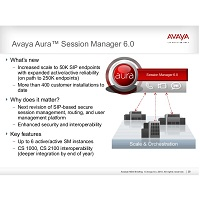 Avaya Aura® Session Manager