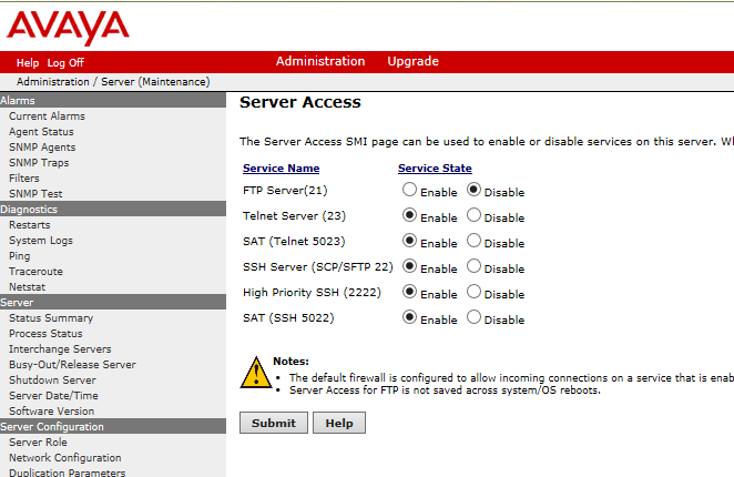 Avaya Support - Knowledge Base InQuira InfoCenter - How to Block